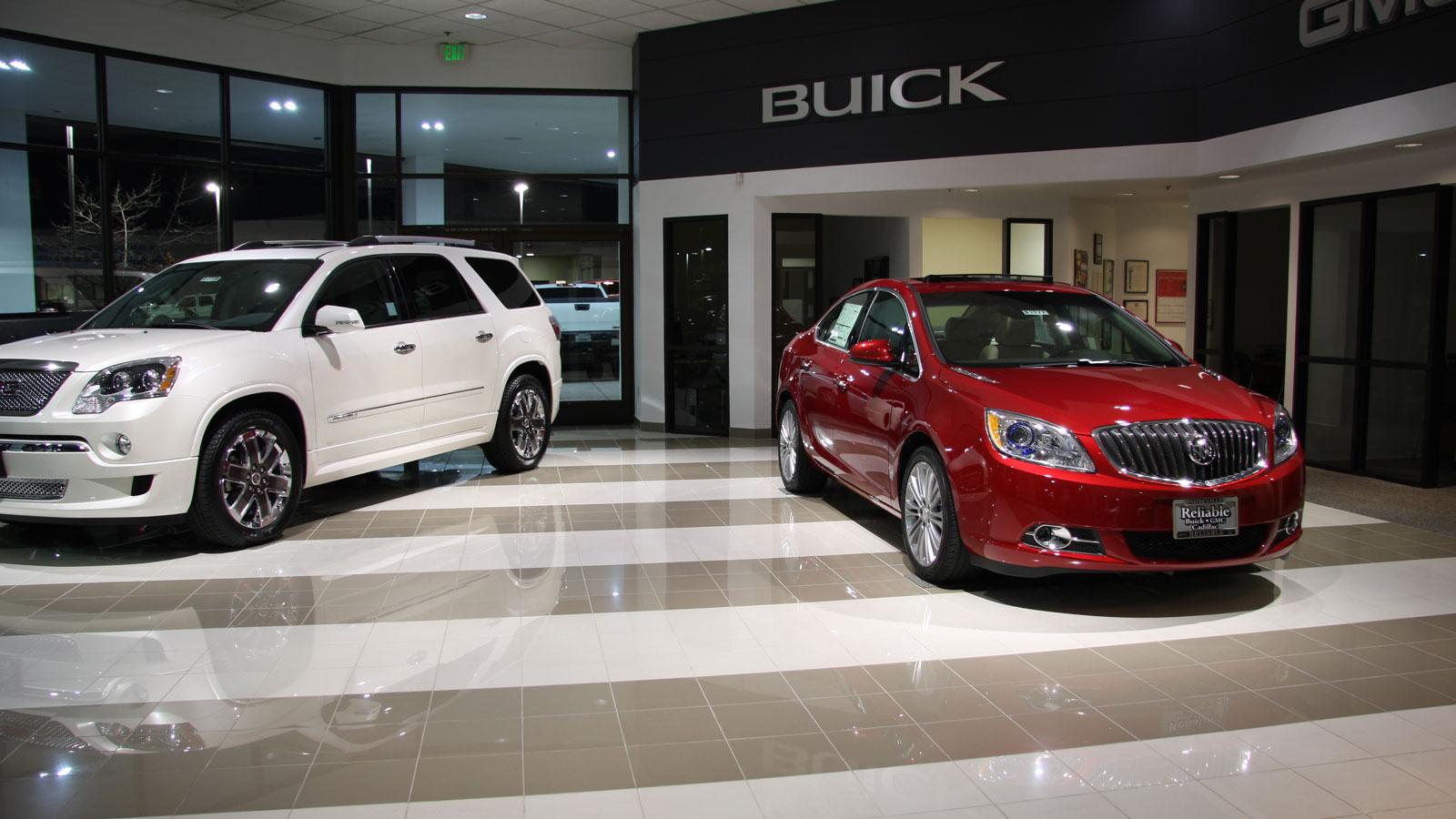 About architectural lighting design for car dealership ...