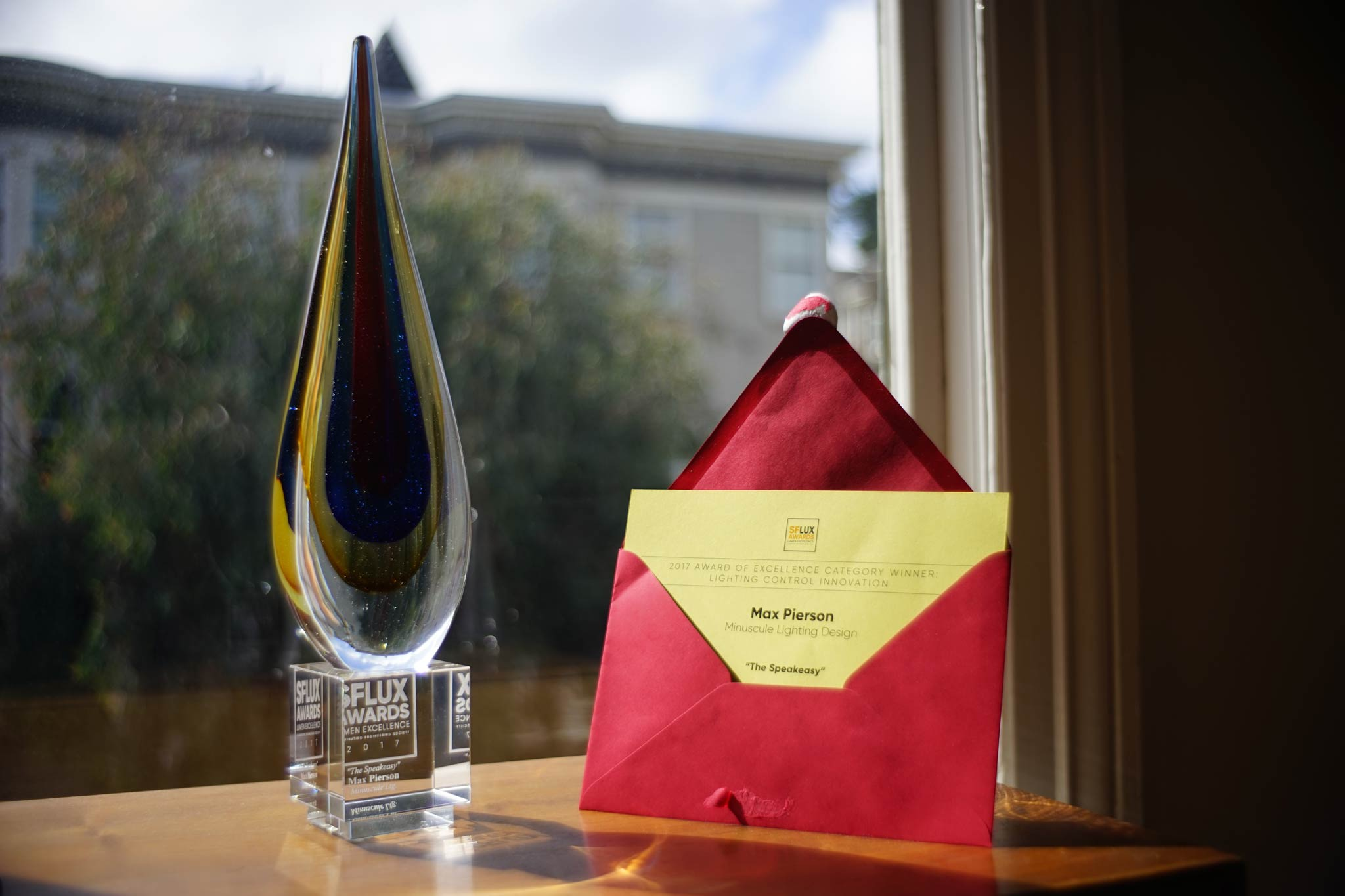 SF 2017 Lux Award of Distinction